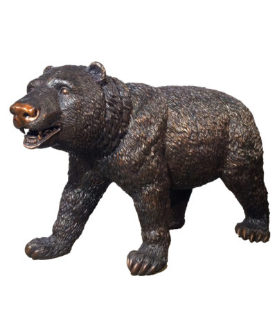 Bronze Mother Bear Sculpture Metropolitan Galleries Bronze Sculpture Wholesale