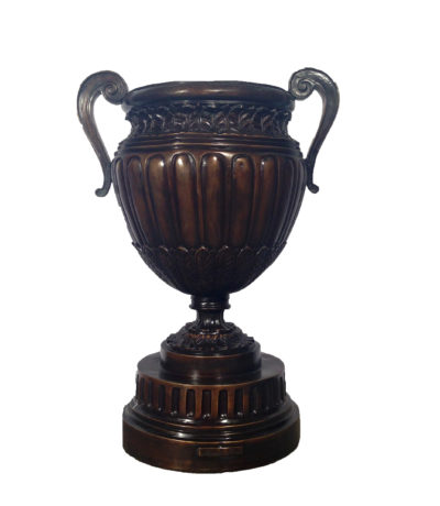 SRB46292 Bronze Classic Urn Metropolitan Galleries Inc.