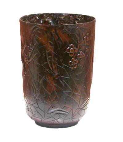 Bronze Simple Vase Metropolitan Galleries Inc.