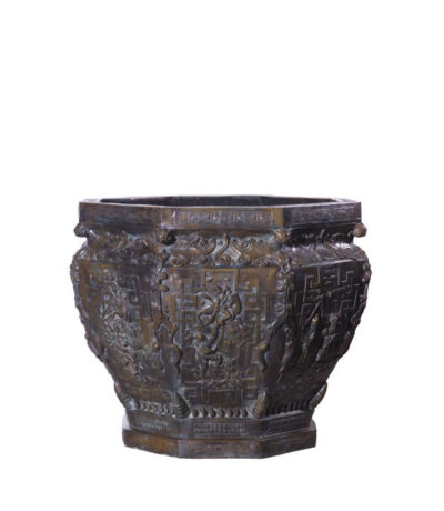 SRB991227 Bronze Chinese Vessel Metropolitan Galleries Inc.