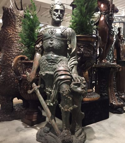SRB991253 Gian Giacomo De Medici Bronze
