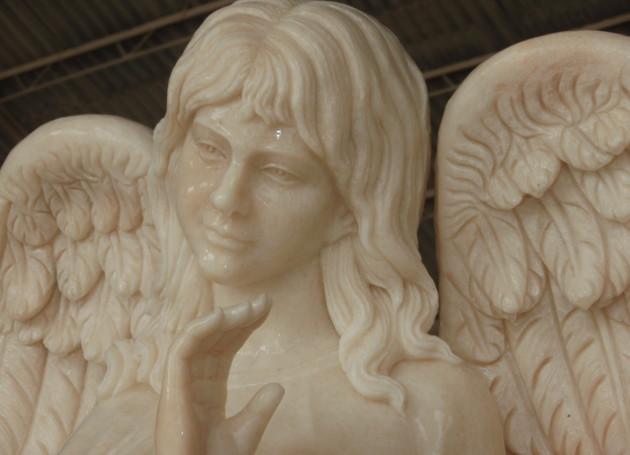 Angel Memorial Statue, Ohio