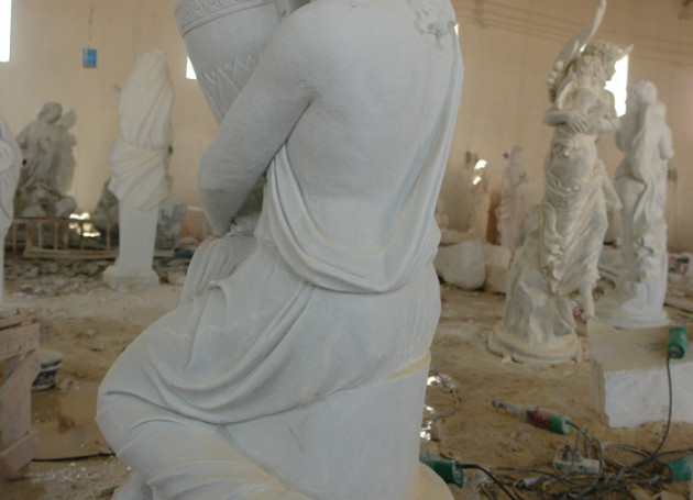 Sculpture Reproductions Stanford Mansion, Sacramento, California