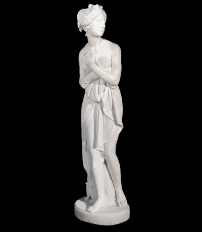 Hearst Castle Marble Canova Venus Italica Sculpture Metropolitan Galleries Inc.