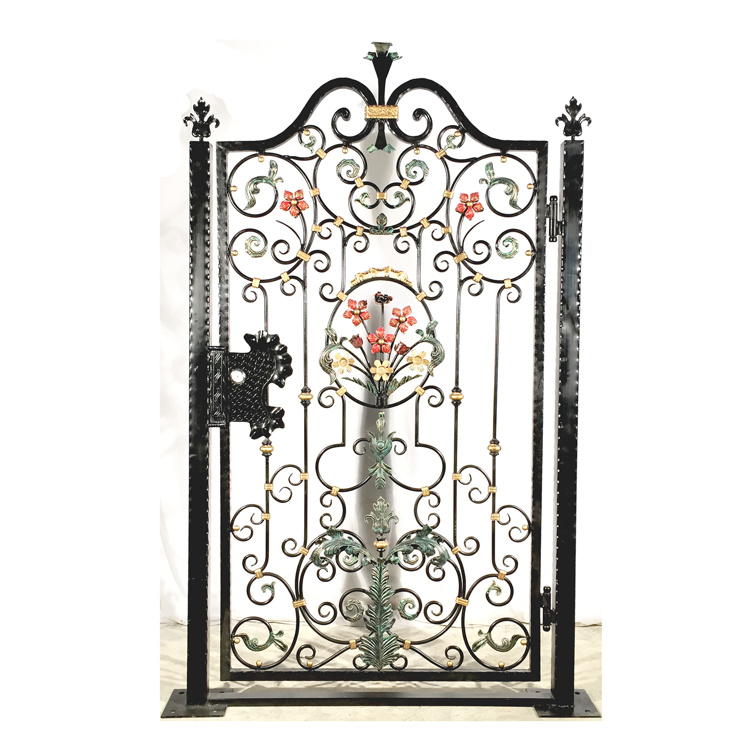 ING240 Iron Piedmont Gate Metropolitan Galleries Inc.