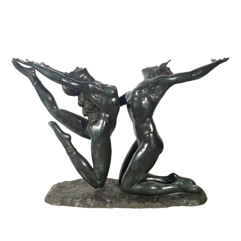 SRB992260 Dancing Couple Table Base by Metropolitan Galleries IncSRB992260 Dancing Couple Table Base by Metropolitan Galleries Inc