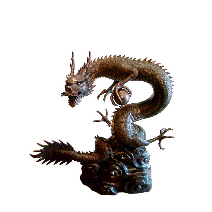 Bronze Wicked Dragon Fountain Metropolitan Galleries Furniture Trade