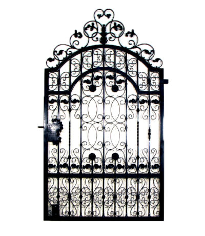 ING400 Iron Tuscan Gate Metropolitan Galleries Inc.