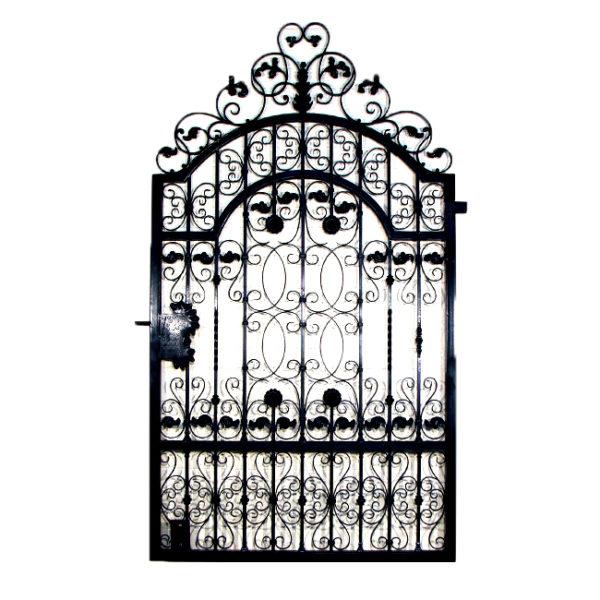 ING400 Iron Tuscan Gate Metropolitan Galleries Inc.