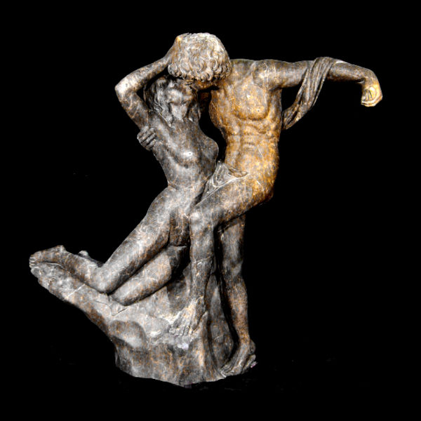 JBF620 Marble Lovers Fountain Sculpture Metropolitan Galleries Inc.