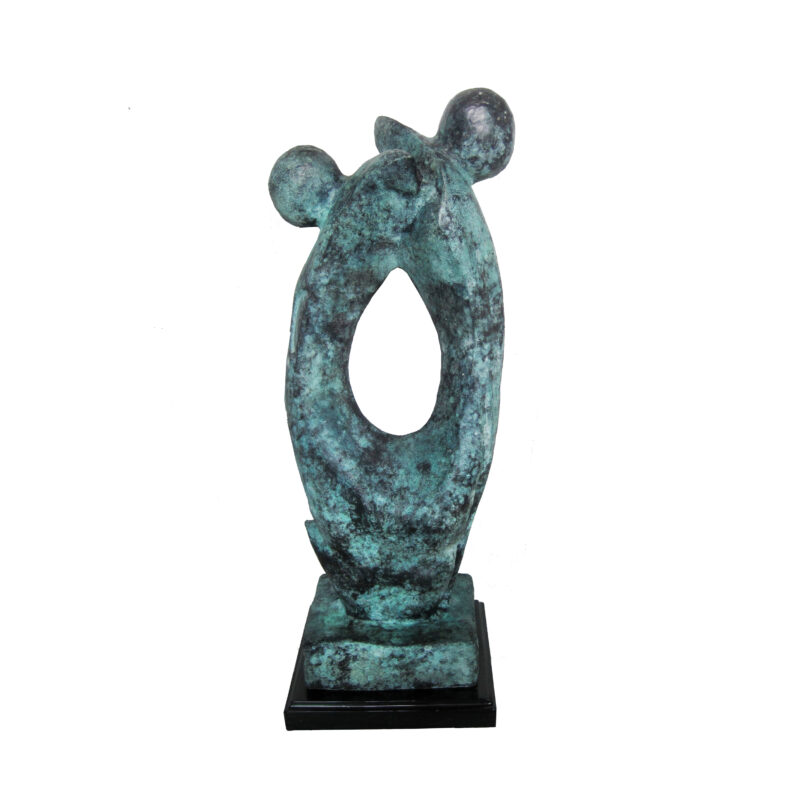 SRB707056 Bronze Abstract Friendly Sculpture by Metropolitan Galleries Inc