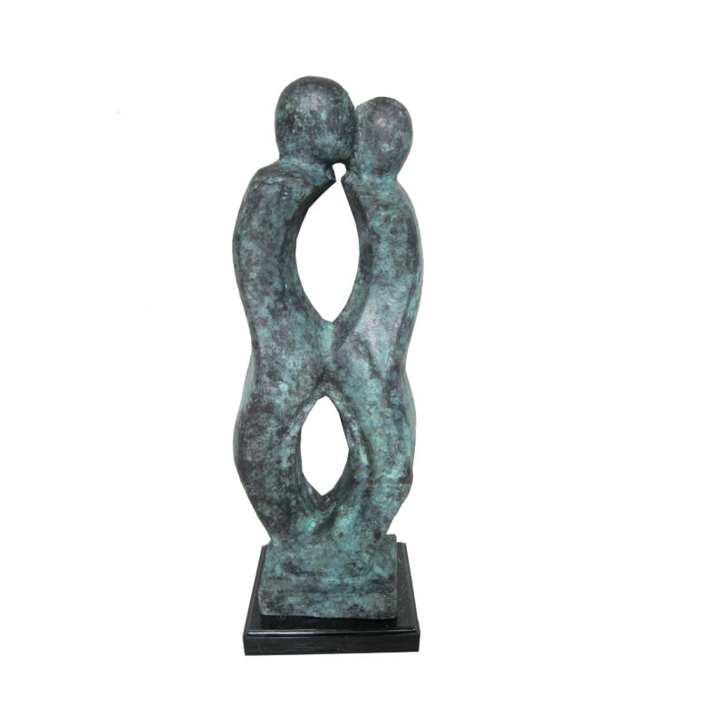 SRB707059 Bronze Abstract 'Intimate' Sculpture by Metropolitan Galleries Inc