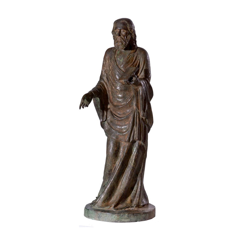 SRB88014 Bronze Joseph Sculpture by Metropolitan Galleries Inc